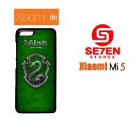 Casing HP Xiaomi Mi5 Harry Potter Slytherin Custom Hardcase Cover