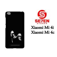 Casing HP Xiaomi Mi4i, Mi4c dragonfly Custom Hardcase Cover