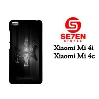 Casing HP Xiaomi Mi4i, Mi4c death note Custom Hardcase Cover