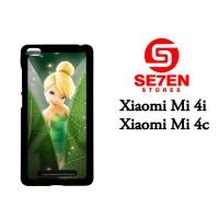 Casing HP Xiaomi Mi4i, Mi4c Disney Tinkerbell Custom Hardcase Cover