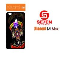 Casing HP Xiaomi Mi Max Guns N Roses Music Custom Hardcase Cover