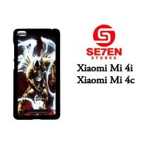 Casing HP Xiaomi Mi4i, Mi4c Diablo 3 trial Custom Hardcase Cover