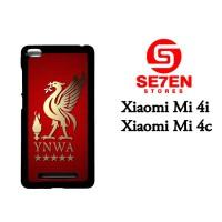 Casing HP Xiaomi Mi4i, Mi4c Liverpool FC YNWA Custom Hardcase Cover