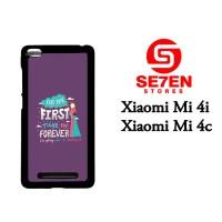 Casing HP Xiaomi Mi4i, Mi4c Disney Frozen For the first Custom Hardcas