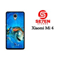 Casing HP Xiaomi Mi4 Disney wallpapers Custom Hardcase Cover