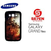 Casing HP Samsung Grand Neo Games Shoot Custom Hardcase Cover