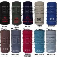 masker bandana multifungsi spesial edisi polos ORIGINAL JIABAO import