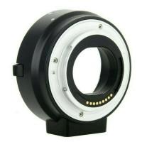 Adapter Lensa Kamera Voking Converter Canon EOS M - EF DSLR Auto Fokus