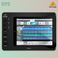 Behringer iSTUDIO iS202 (Docking iPad, Audio, Video, MIDI, Mic, Inst)