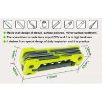 Jakemy JM-PJ1004 17 in 1 Multifunction Folding Screwdriver Kit