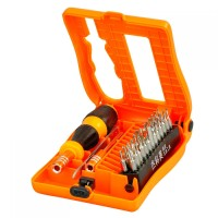 obeng set Jakemy 29 in 1 Gears Maintaining Tool Set - JM-8104