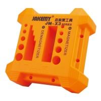 Jakemy Magnetizer / Demagnetizer - JM-X3/X2 5 slot
