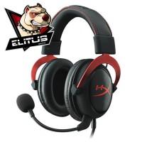 Kingston HyperX Cloud II Gaming Headset-Red