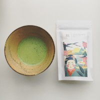 Jual Pure Matcha 100% Zefer Green Tea Powder Bubuk Pure 100 gram Murah