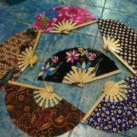 Kipas Batik - Souvenir Jogja dan Pernikahan
