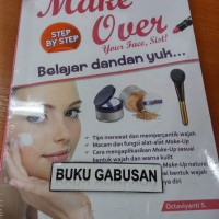 BUKU MAKE OVER YOUR FACE SIST BELAJAR DANDAN YUK - OCTAVIYANTI S ar
