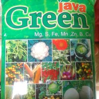 Pupuk Java Green kaya unsur mikro