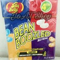 Jual Bean Boozled refill 45gram permen rasa aneh edisi terbaru 4th Murah