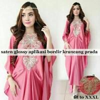 Harga Kaftan Luxy Pink Hargano.com