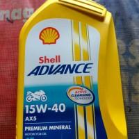 Shell AX5 1Liter 15W-40