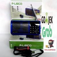 Jual Radio AM FM Mini Portabel MP3 flash disk dan mmc ada lampu emergency Murah