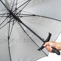 Jual Payung Samurai Umbrella - Payung Pedang Golf Fiber Hitm Mobil Unik Bsr Murah