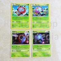 Jual Kartu Pokemon Cards 100% Original Volbeat & Illumise Murah