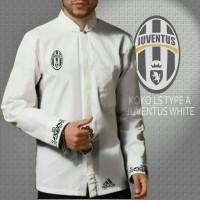 Baju Koko Juventus white 2