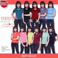 Promo TURTLENECK MOCK TOP COLLECTION TB 414