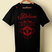 Kaos MU The Red Devils