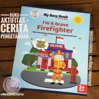 My Busy Book - Fire Fighter