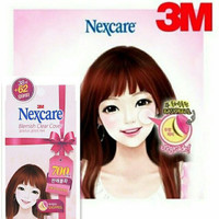Nexcare 3m Blemish Clear Cover 10patch