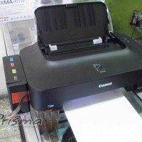 Printer Cetak Akta Notaris A3 lipat 2 Canon IP2770+infus TANPA TINTA
