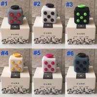Jual Fidget Cube Ready Stock Murah
