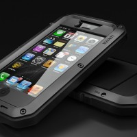Hard Case Lunatik Taktik Iphone 4 4S Original (Extreme)+Gorilla Glass