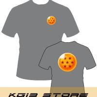 Tshirt -ABU- DRAGONBALL Bola Naga 6 - KG13 STORE