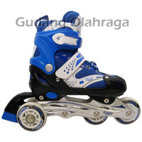 Sepatu Roda BAJAJ / Power Superb Inline Skate Model BAJAJ