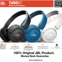 JBL T450BT headphone wireless bluetooth sln sennheiser akg bose