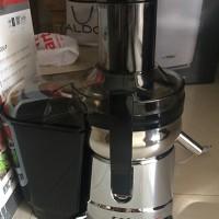JUICER NJ-9500U Centrifugal Juice Extractor, Silver [NEW]