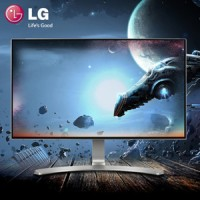 Jual Monitor LED LG 24MP88 IPS FULL HD Murah