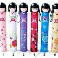 Jual Payung Botol Boneka Kimono Jepang Murah