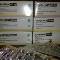 RANITIDIN /STRIP/BOX/murah