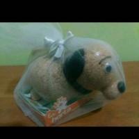 Jual boneka rumput horta anjing n kodok mini Murah