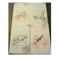 SIGNED ALBUM BTS- IN THE MOOD FOR LOVE