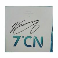 SIGNED ALBUM CN BLUE- 7CN