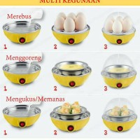 Jual Elektrik Egg Boiler Cooker, Promo Harga Distributor Murah Murah