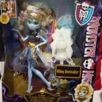 Monster High ORIginal Abbey Bominable 13 wishes