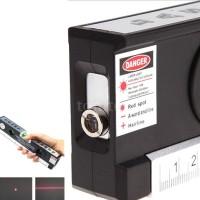 Loskii DX-012 Waterpass Digital Laser Level Measure Aligner Ruler