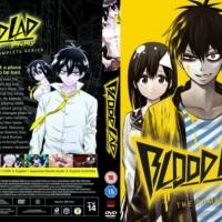 DVD Anime Blood Lad, Haikyuu, Zankyou no Terror