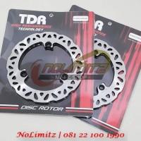 Paket Piringan Cakram Disc Brake Depan Belakang TDR Yamaha NMAX